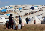 A Syrian refugee camp in Arsal