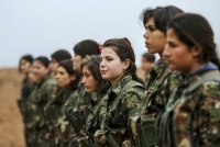 Kurdish People's Protection Units (YPG)