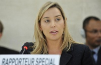 Special Rapporteur on the Independence of Judges and Lawyers Gabriela Knaul